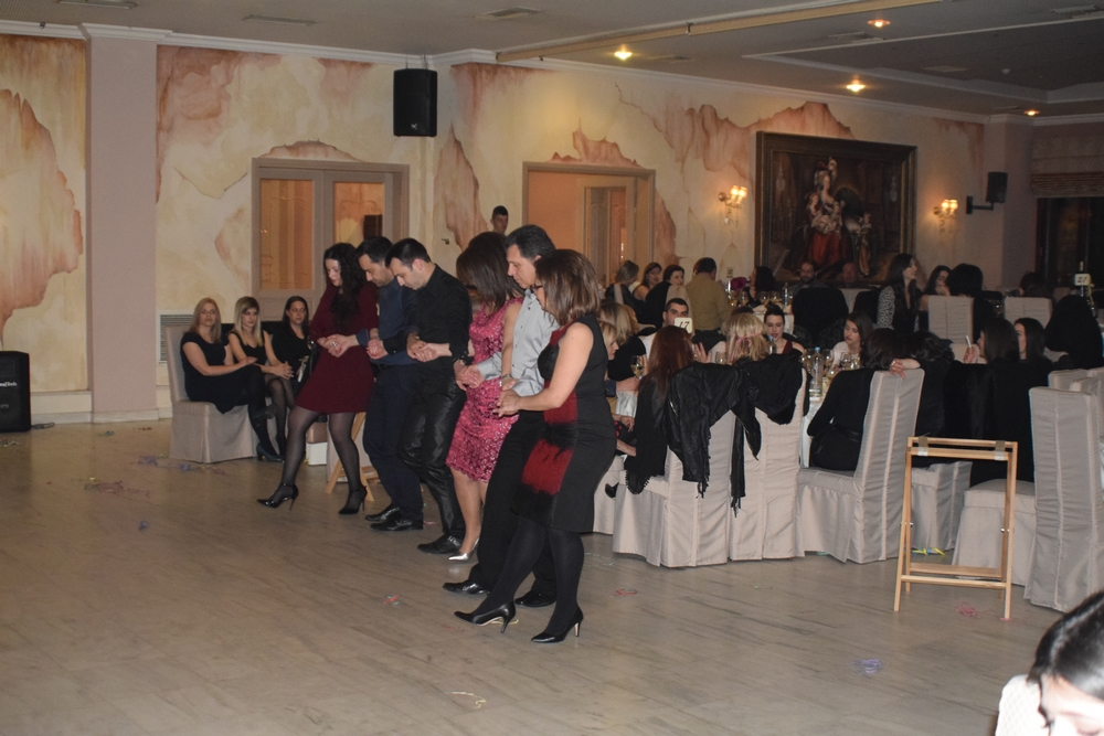 Χορός Δασκάλων Αγρινίου 2016